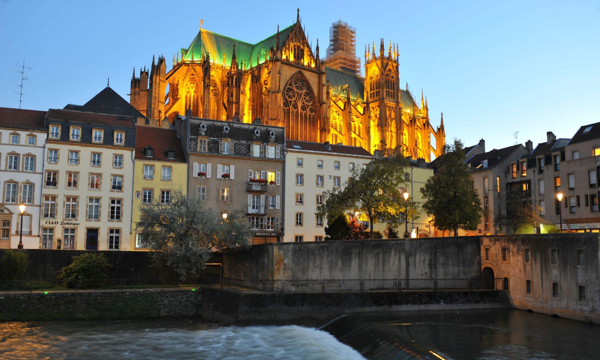 Que faire à Metz: le guide pour s'installer à Metz